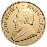 1 uncja Krugerrnad zlota moneta - Awers