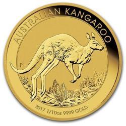 1/10oz-australijski-kangur-zlota-moneta-2017-rok-rewers