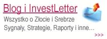 Blog i Biuletyn Inwestycyjny - To darmowe źródło unikalnej wiedzy - Jako doświadczeni inwestorzy śledzimy rynki i dzielimy się typami inwestycyjnymi.
