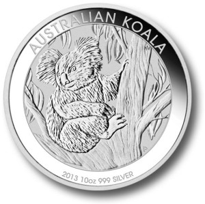 10uncji-srebrna-Koala-moneta-bulionowa-Rewers