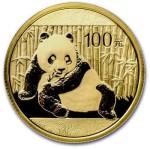 1/4-oz-Zlota-Chinska-Panda-2015-zlota-moneta-awers