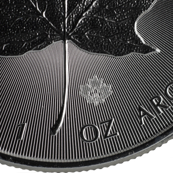 1oz-2014-Srebrny-Lisc-Klonowy-Silver-Maple-Leaf-karbowana-pow