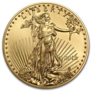 1/4oz-Amerykanski-Orzel-2018-zlota-moneta-awers