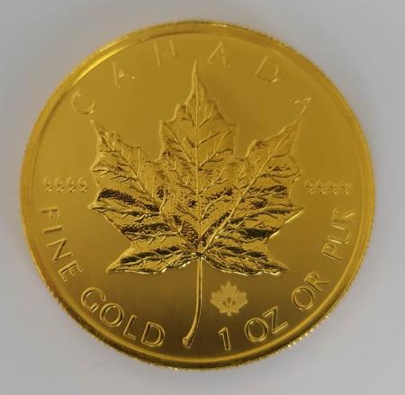 1oz-kanadyjski-lisc-klonu-zlota-moneta-rewers-2014
