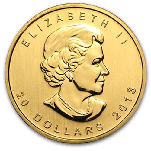 1-2-uncji-Zloty-Kanadyjski-Lisc-Klonowy-Awers