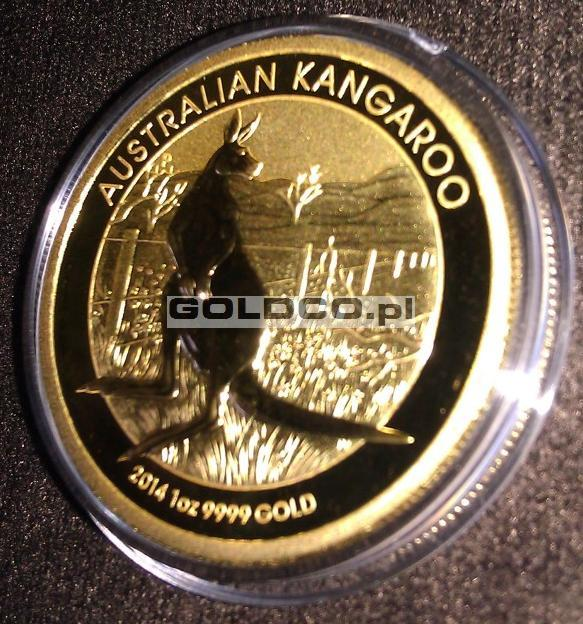 australijski-kangur-2014-zlota-moneta-bulionowa-rewers