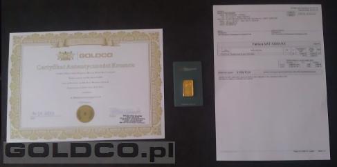 Sztabka-zlota-20-gram-Perth-Mint-Certyfikat-Autentycznosci-Kruszcu-GOLDCO