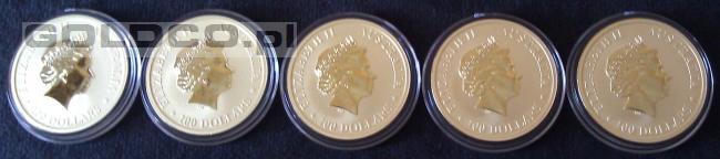Złoty-Australijski-Kangur-zlota-moneta-awers