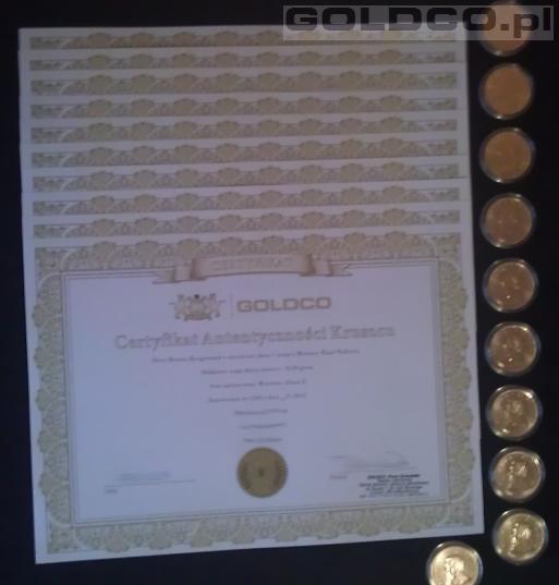 zlote-monety-Krugerrand-rocznik2012-certyfikat-autentycznosci-kruszcu-GOLDCO