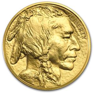 1oz-Amerykanski-Bizon-2020-zlota-moneta-awers