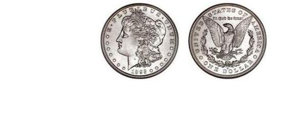 Ile warte są srebrne dolary Morgan