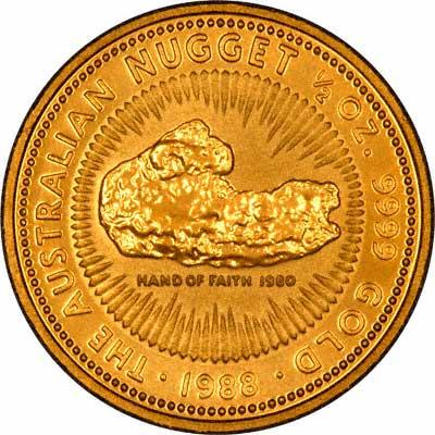 zlota-moneta-australian-nugget-1988-rok
