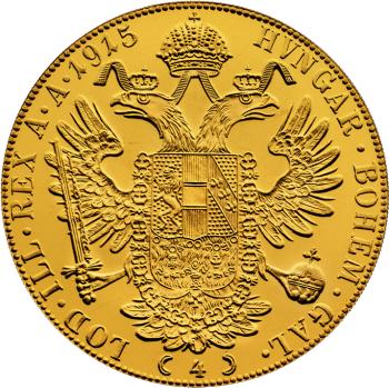 4-Dukaty-Austriackie-Czworak-1915-Rewers