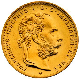 8-Guldenow-Austro-Wegierskich-zlota-moneta-Awers