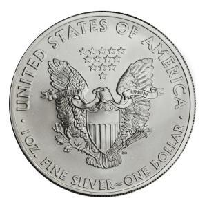 1oz-amerykanski-orzel-srebrna moneta-2017-rewers
