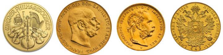 zlote-monety-austriackie