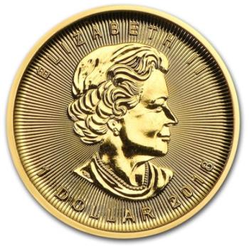 1_20-oz-Lisc-Klonu-2018-zlota-moneta-awers
