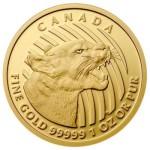 1oz-Ryczacy-Kuguar-zlota-moneta-2015-rewers