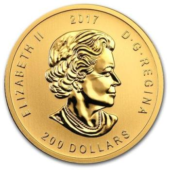 1oz-Ryczacy-Los-Wapiti-zlota-moneta-2017-awers
