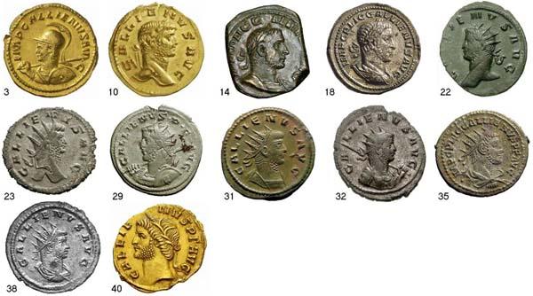 monety-Galienus-rok-260-268