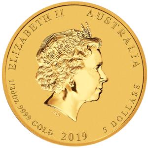 1-20-oz-Rok-Swini-2019-Seria-Ksiezycowa-zlota-moneta-awers
