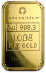 100g-Sztabka-Zlota-Rand-Rafinery-9999-fine-gold