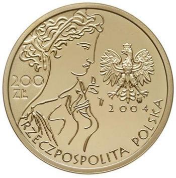 200 zł Igrzyska XXVIII Olimpiady w Atenach 2004