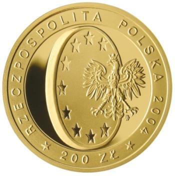 200 zł Wstąpienie Polski do Unii Europejskiej