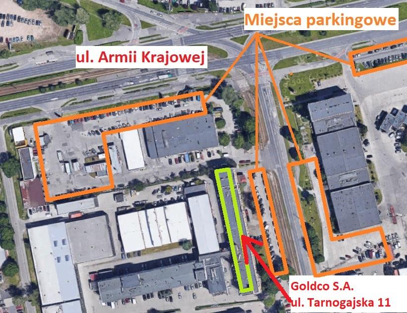 Goldco SA-ul-Tarnogajska-11-miejsca-parkingowe