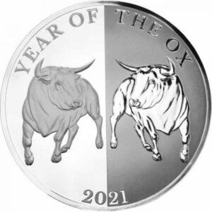 Rok-Wolu-2021-Tokalau-5NZD-srebrna-moneta-rewers